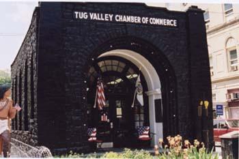 Tug Valley Chamber of Commerce: House of Coal