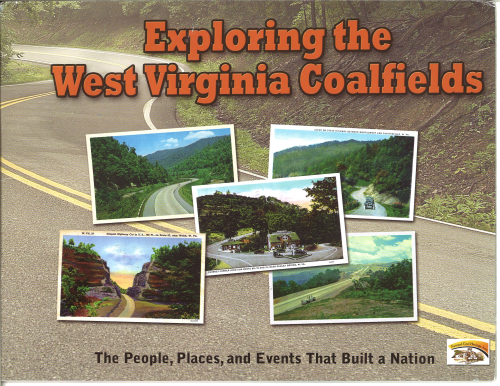 A driving guide featuring sites and communities throughout the National Coal Heritage Area